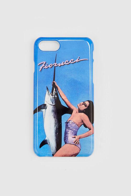 Swordfish Girl Phone Case