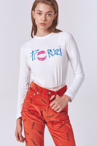 Long Sleeve Kiss T-Shirt
