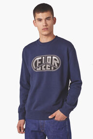 Classic Peace Logo Sweatshirt