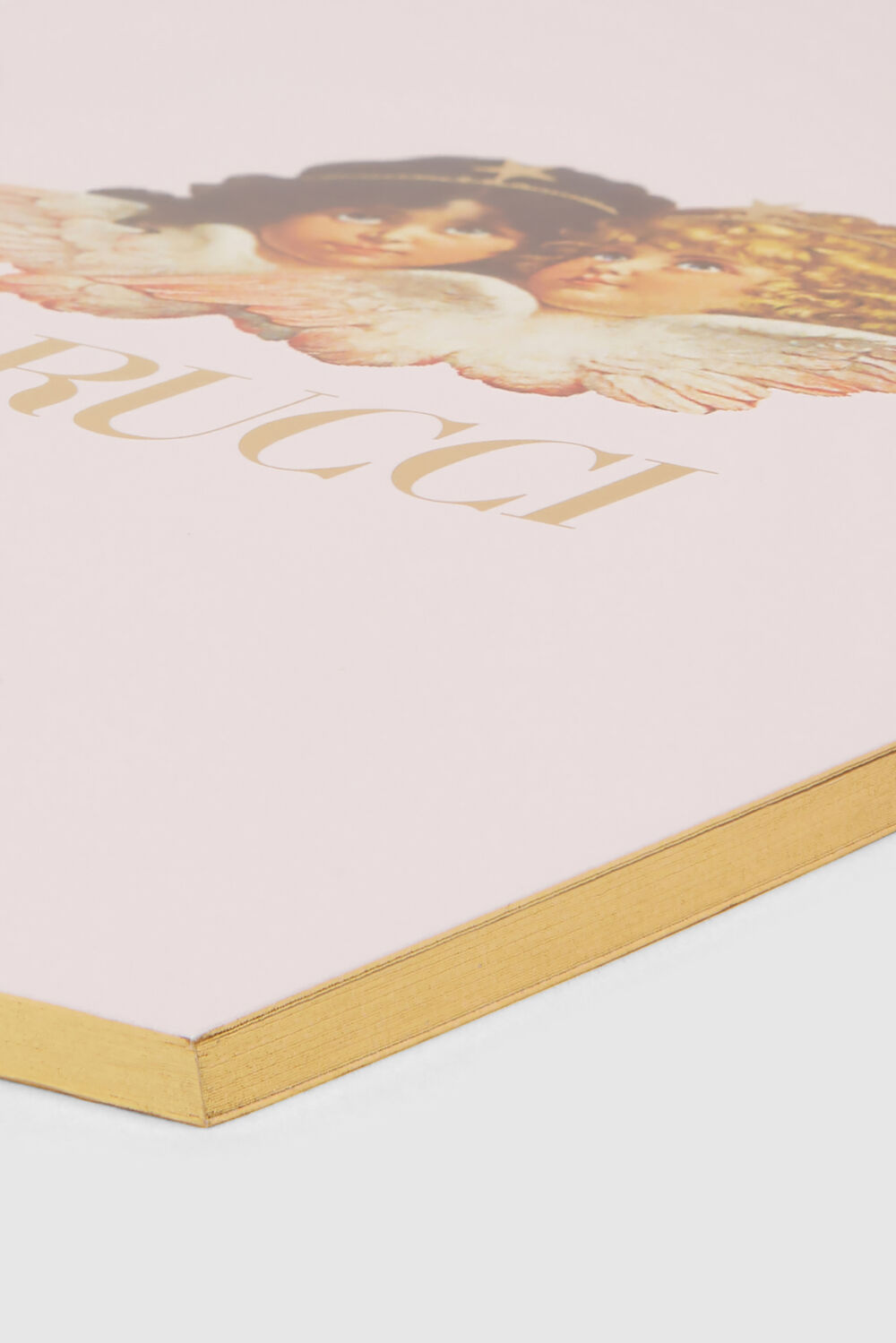 Gold Screw Angels Notebooks