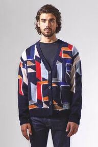 Handmade Knitted Cardigan