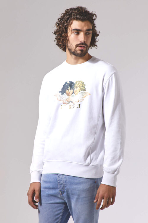 Foil Angels Sweatshirt