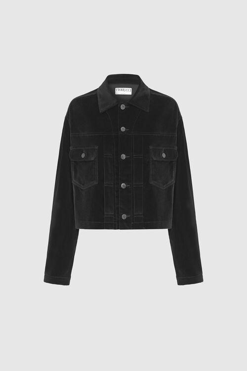 Berty Velvet Jacket