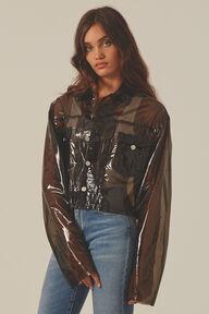 Berty Vinyl Jacket