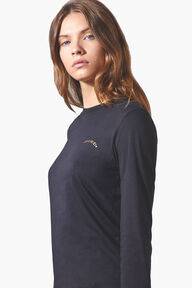 Star Emblem Long Sleeve T-Shirt