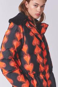 Long Puffa Coat