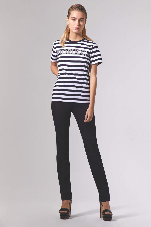 Iconic Stripe T-Shirt