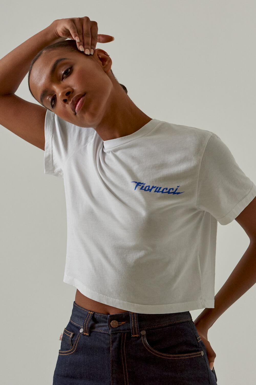 Spaceship Crop T-Shirt