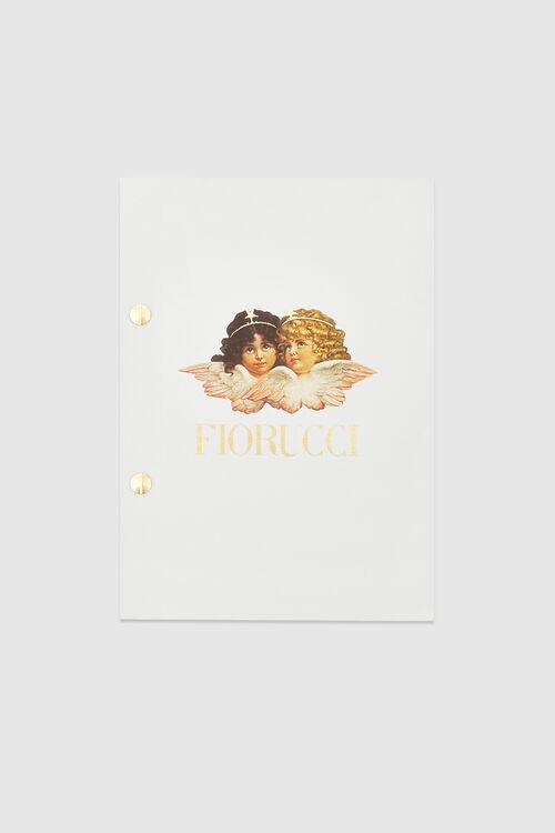 Gold Screw Cherub Notebooks