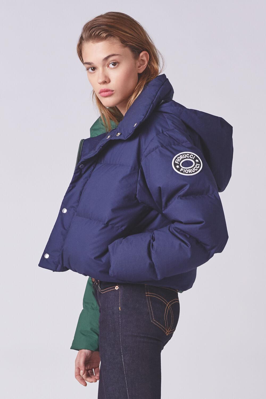 50/50 Crop Puffa Jacket
