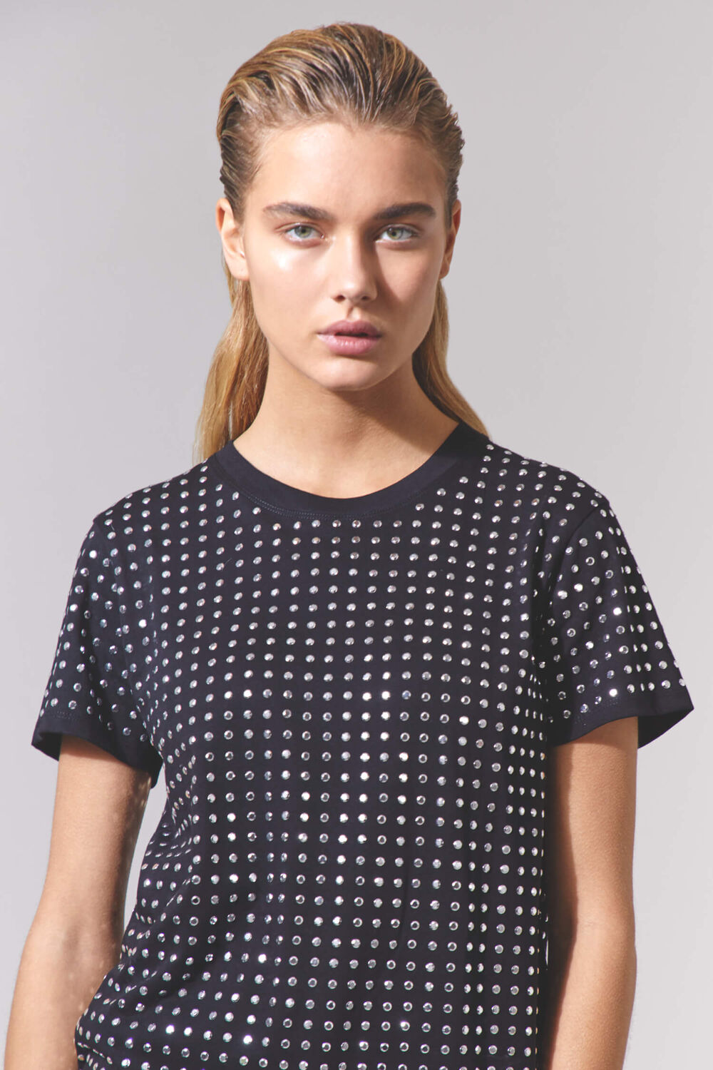 Allover Sequins Top