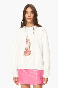 Bunny Sweatshirt White