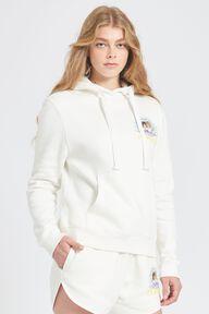 Venus Angels Hoodie White