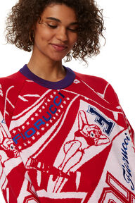 Flags Sweater