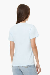 Angels T-Shirt Pale Blue