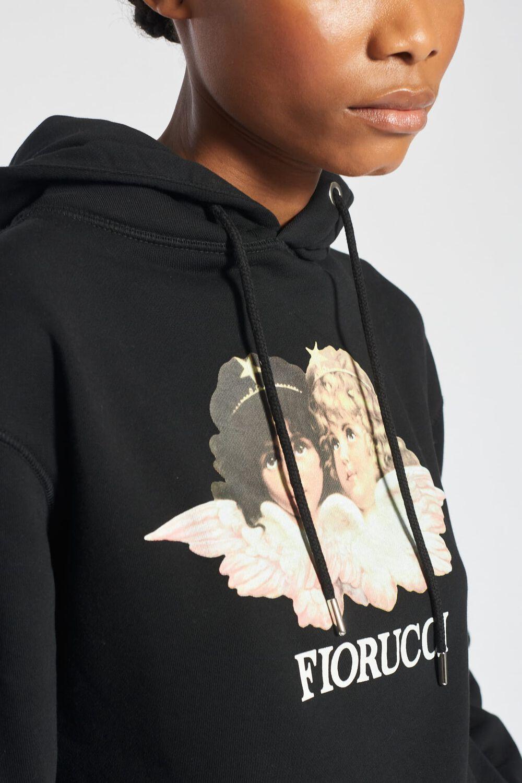 Angels Hoodie Black