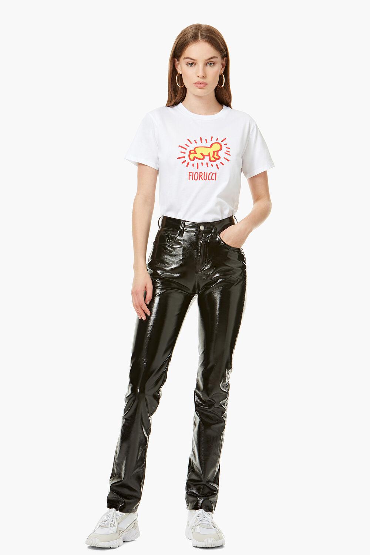 Keith Haring T-Shirt White