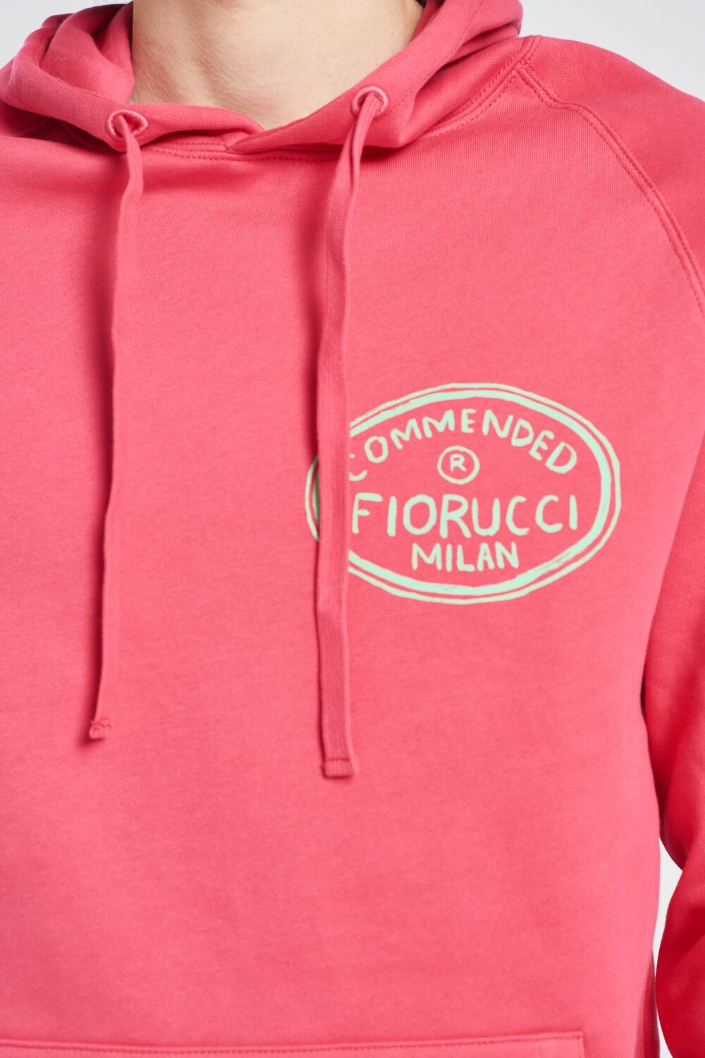 Commended Hoodie Pink