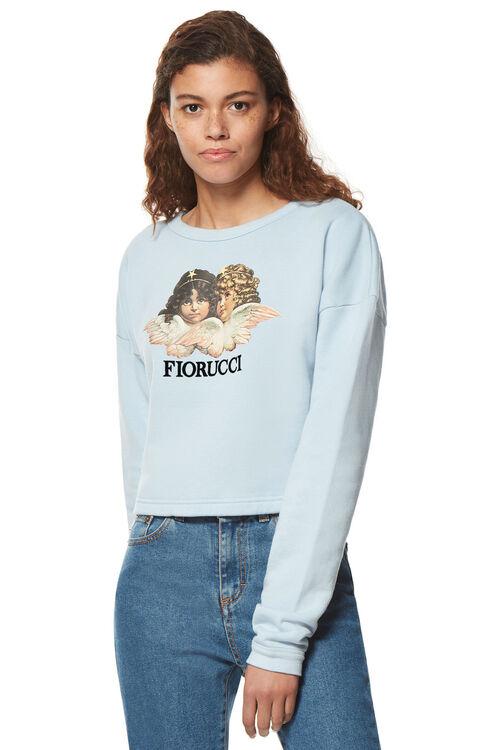 Angel Boxy Sweatshirt