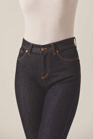Yves Slim Crop Jean