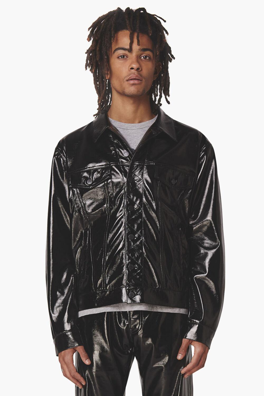 Nico Jacket In Vinyl