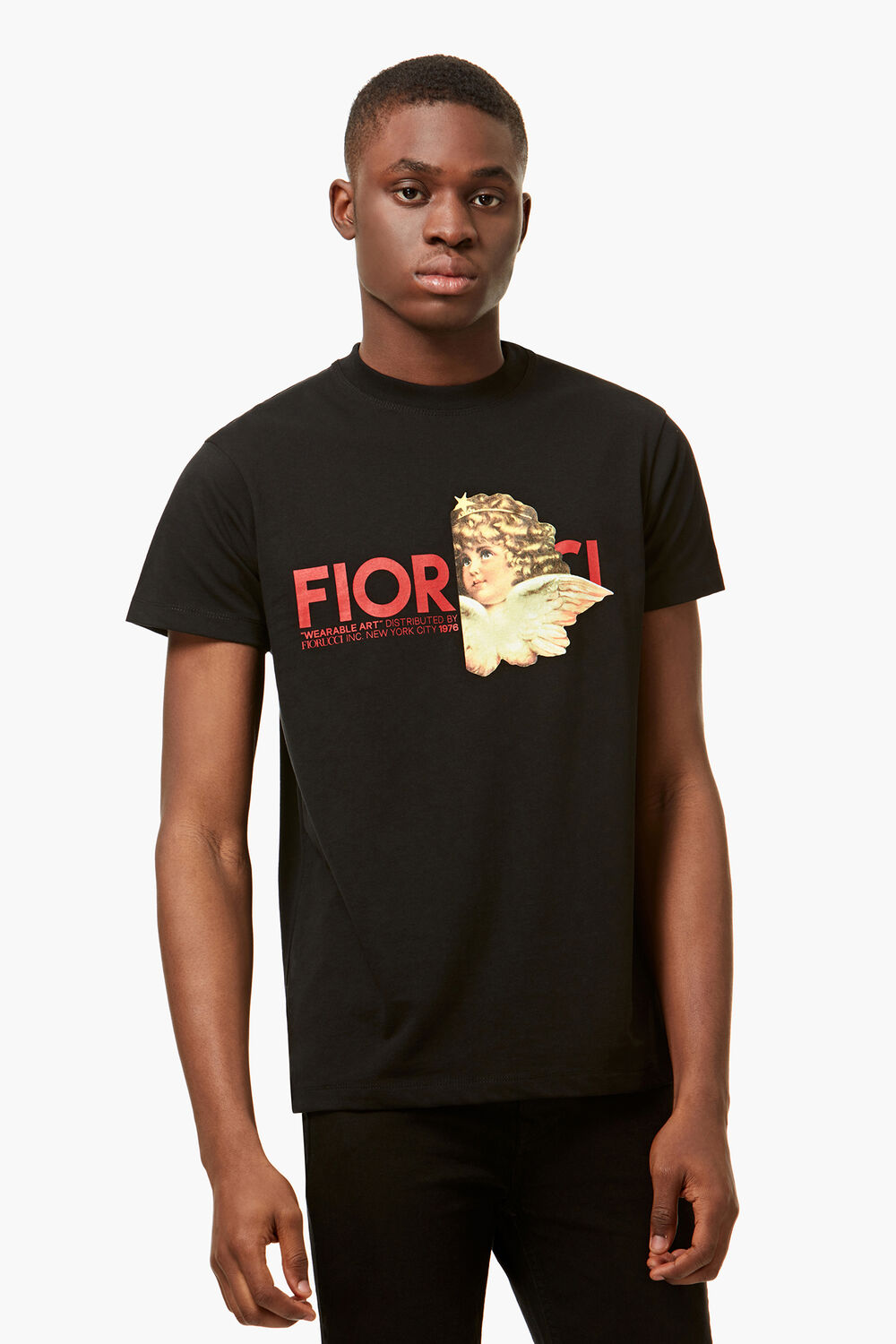 Fiorangels T-Shirt Black