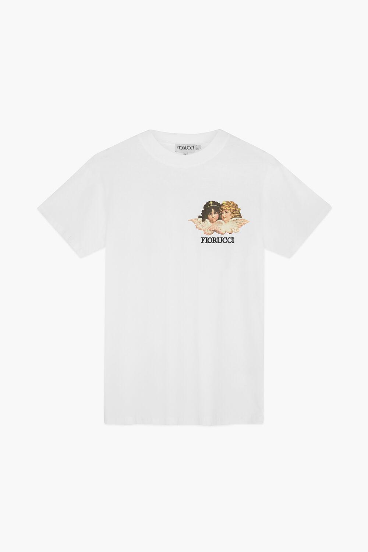 Angels Logo T-Shirt White