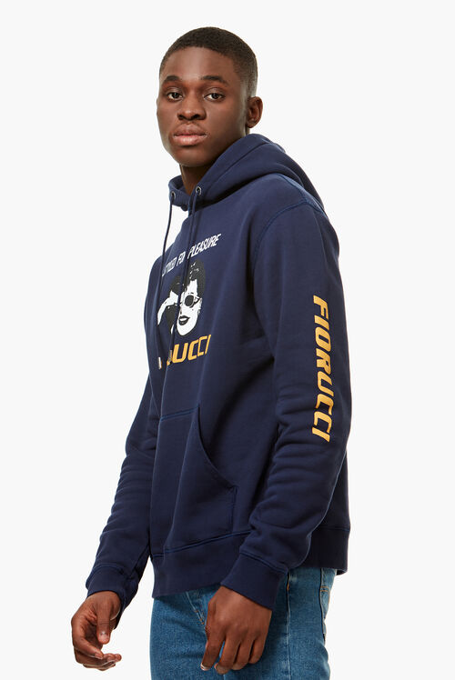 Styled For Pleasure Hoodie Navy
