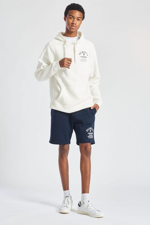Commended Hoodie White