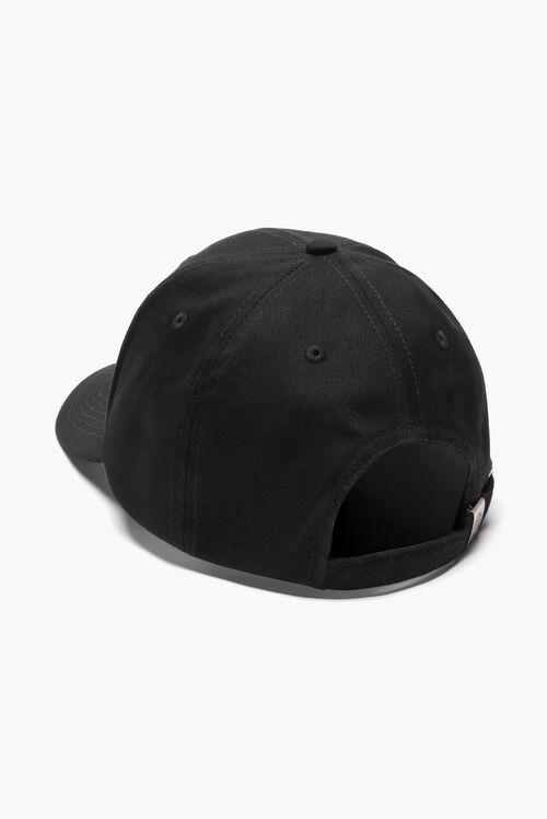 Fiorucci Logo Cap Black