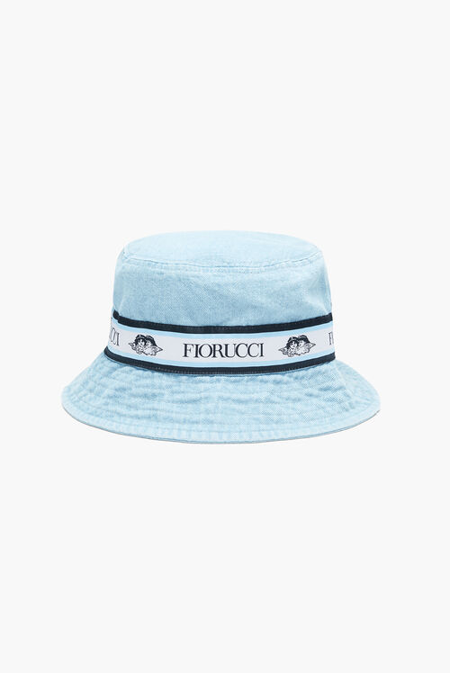 Tape Bucket Hat Light Vintage