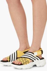 Adidas x Fiorucci Magmur Sandal Yellow