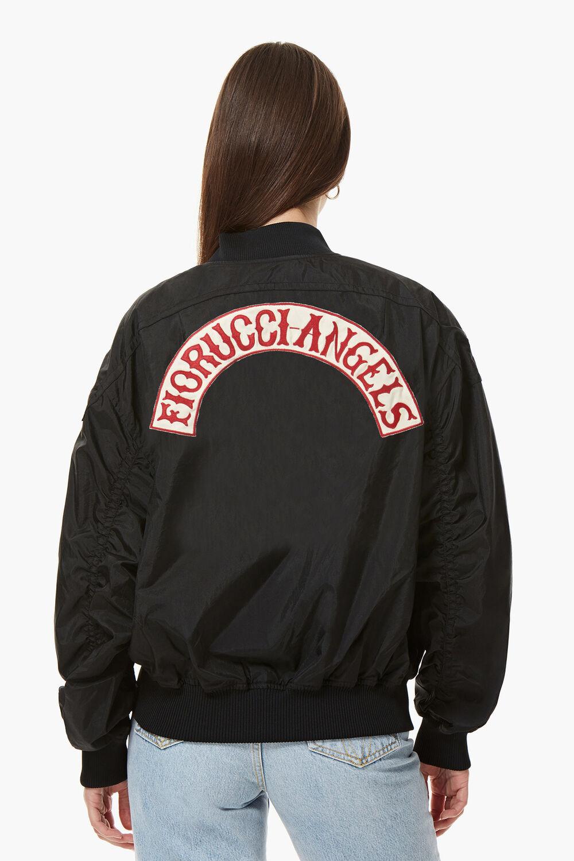 Fiorucci Angels Lou Bomber Black