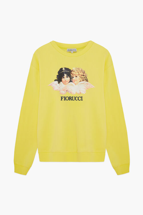 Vintage Angels Sweat Yellow