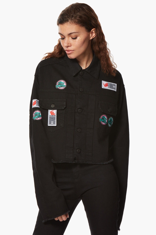 Patchwork Berty Jacket