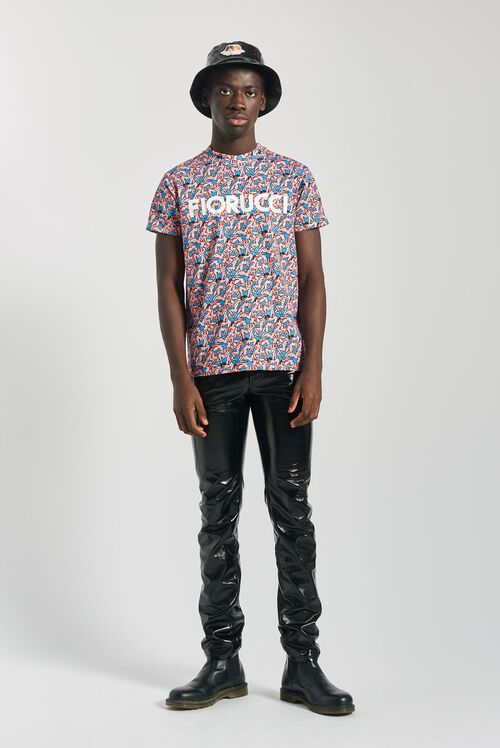 Free Love All Over Print T-Shirt