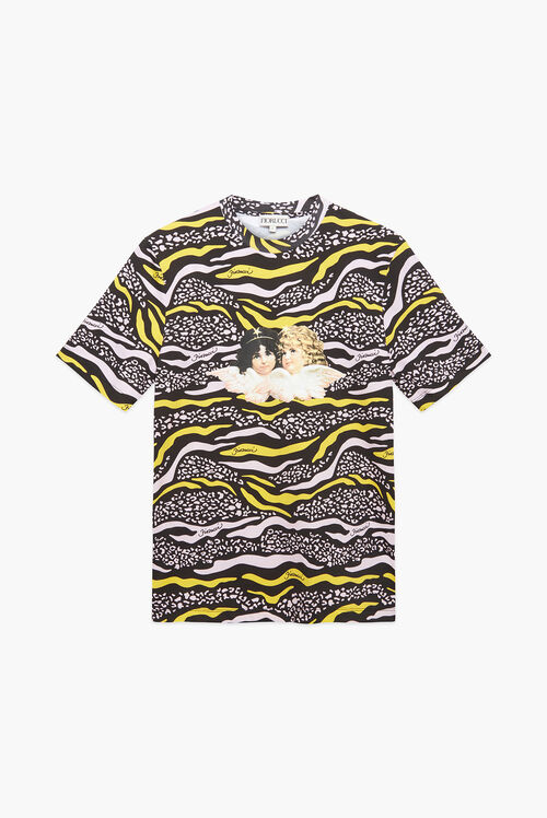 Angels T-Shirt Wildlife Print