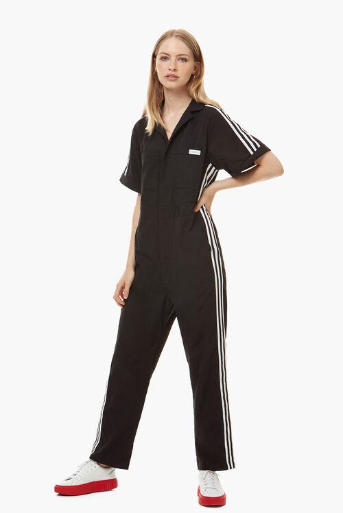 Adidas x Fiorucci Boilersuit Black