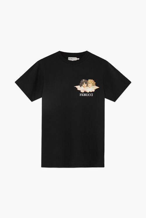 Angels Logo T-Shirt Black