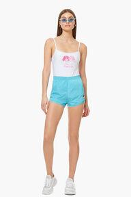 Fiorucci x Hypebeast Swimsuit White/Pink