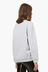 Angels Sweatshirt Heather Grey