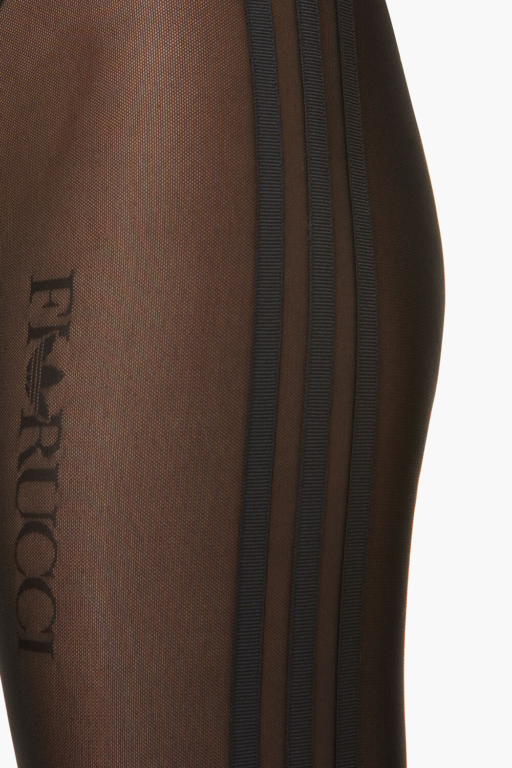 Adidas x Fiorucci Sheer Leggings Black