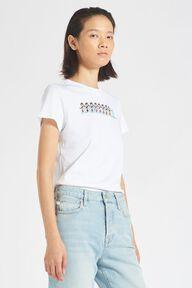 Penguin Logo T-Shirt White