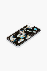 Fiorucci Liquid Space Angels iPhone Case