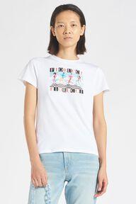 Glacier Girls T-Shirt White