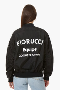Lou Bomber Jacket Black