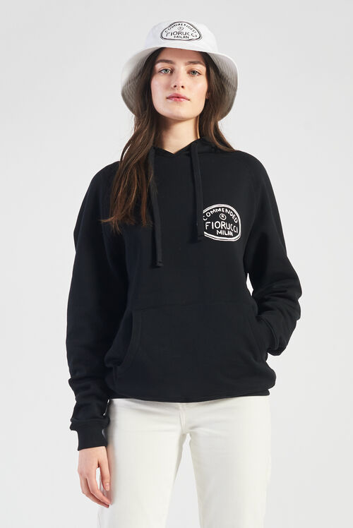 Commended Hoodie Black