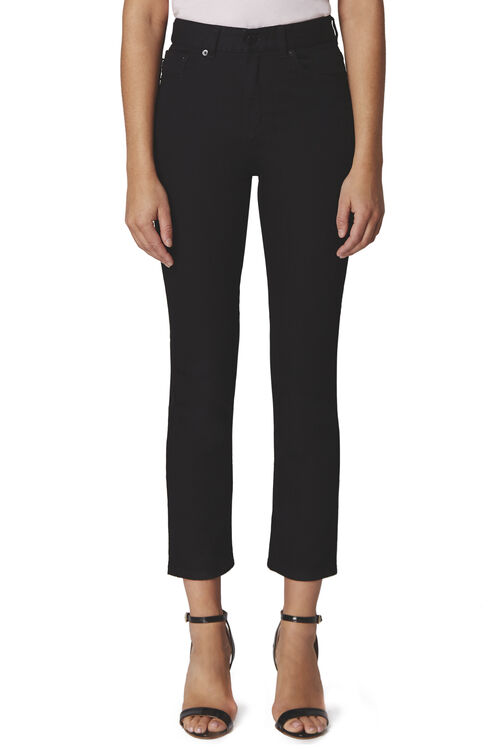 Yves Slim Crop Jean
