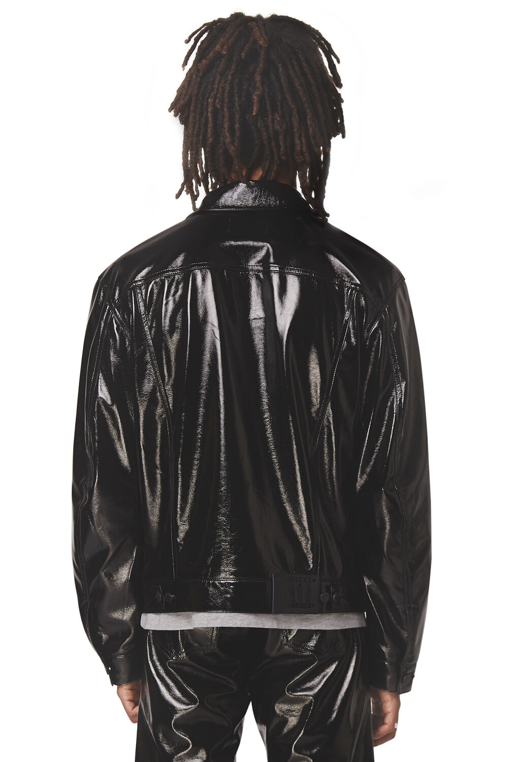 Nico Jacket In Vinyl