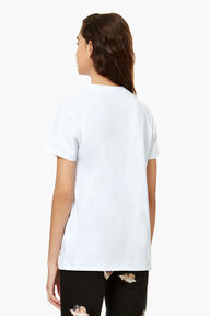 Sleepy Cherub T-Shirt White